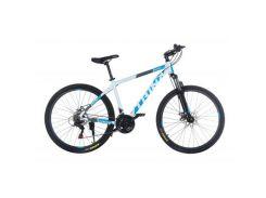 "Велосипед Trinx Majestic M116Elite 2019 27.5"" 18"" White-Blue-Grey (M116Elite.18WBG)"