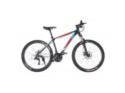 "Велосипед Trinx M100 26""х17"" Matt Black-Red-White (10030076)"