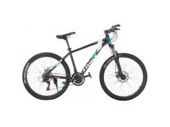 "Велосипед Trinx M136 26""х19"" Matt-Black-Blue-White (10030093)"