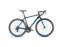 Велосипед Trinx Tempo 2.0 700C*540MM Matt-Black-Blue (10030082)