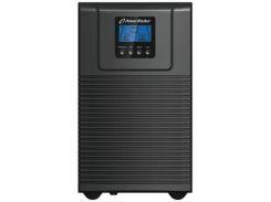 Источник бесперебойного питания PowerWalker VFI 3000 TGB (10122100)
