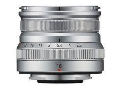 Объектив Fujifilm XF-16mm F2.8 R WR Silver (16611693)