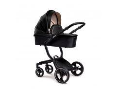 Универсальная коляска Ninos A-88 Black edition Черный (A8806117B)