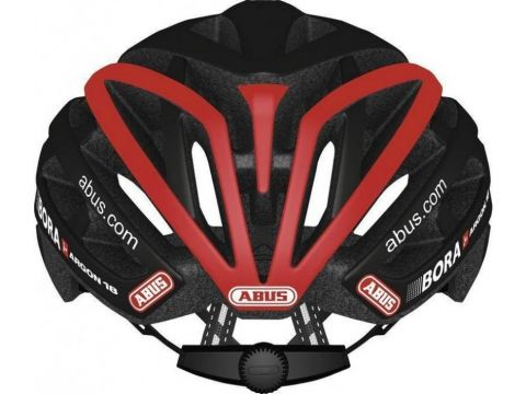 Шолом велосипедний ABUS TEC-TICAL Pro v.2 S Bora Argon 18 black (103391) Киев