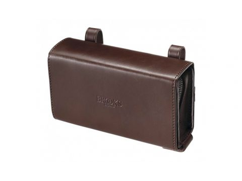 Велосумка Brooks D-Shaped Tool Bag Brown (009048) Киев