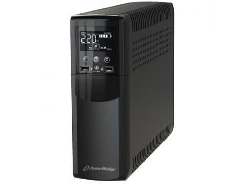 Источник бесперебойного питания PowerWalker VI 1000 CSW IEC (10121122)