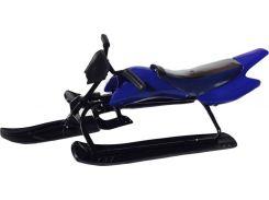 Снегоход KIDIGO Спорт Люкс blue (hub_uIif95175)
