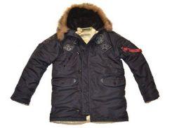 Куртка зимняя Chameleon Top Gun L Black