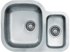 Кухонная мойка Interline EX 343K(R) Silver (F00175826)