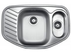 Кухонная мойка Interline EX 171 Silver (F00080195)