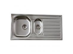 Кухонная мойка Interline AED 2015 Silver (F00175823)
