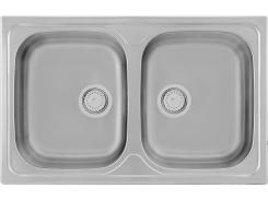 Кухонная мойка KSS G 804 2B SMOOTH