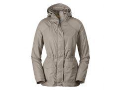 Плащ Eddie Bauer Womens Somerland Convertible Trench Coat LT TAUPE XL Серый (5048LTAU-XL)