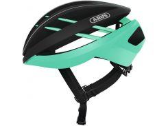 Шолом велосипедний ABUS AVENTOR L Celeste Green (776205)