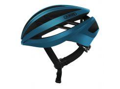 Шолом велосипедний ABUS AVENTOR L Steel Blue (776328)