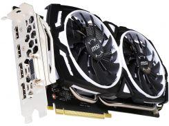 Видеокарта MSI GeForce GTX 1060 ARMOR 3G OCV1 (F00147689)