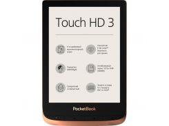 Электронная книга PocketBook 632 Touch HD 3 Spicy Copper (PB632-K-CIS)