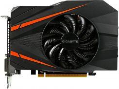 Видеокарта Gigabyte PCI-Ex GeForce GTX 1060 Mini ITX 3G 3GB GDDR5 (192bit) (1506/8008) (2 x DVI, HDMI, Display Port) (GV-N1060IX-3GD)