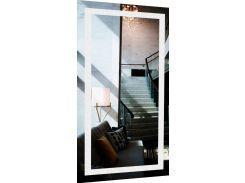 Зеркало SmartWorld Crasula с LED подсветкой 120х60х3 см (1011-d62-120х60х3)