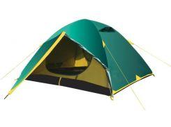 Палатка Tramp Nishe 3 V2 Зеленый (2700495)