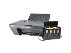 Canon PIXMA E414 + СНПЧ Black (1321-6809а)