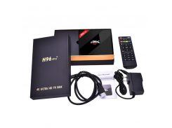 Смарт ТВ приставка H96 Pro  + (CZ275033)