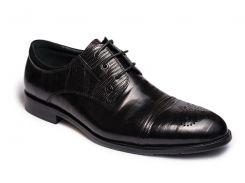 Туфли CLEMENTO 01-3011-14A-C620 42 Черные