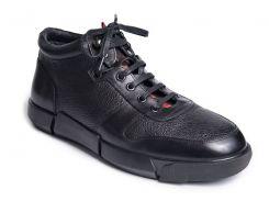 Ботинки CLEMENTO 42 Черные (22-HR938-B15-LP3-A-42)
