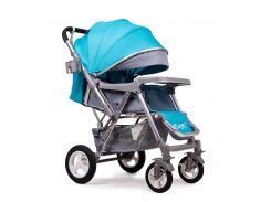Прогулочная коляска Ninos Maxi Light Blue (N2019MAXILB)