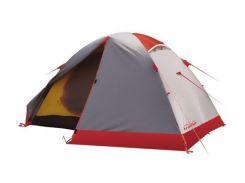 Палатка туристическая двухместная Tramp Peak 2 V2 TRT-025 Серый (iz00054)