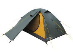 Палатка Terra Incognita Platou 2 Alu Темно-зеленый (TI-PLT2ALU)