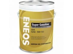Моторное масло ENEOS SM 5W-50 20 л (ENFS550SM-20)