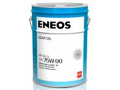 Трансмиссионное масло ENEOS GL-5 75W-90 20 л (ENGO75W90-20)