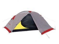 Палатка двухслойная двухместная Tramp Sarma V2 TRT-030 Серый (iz00056)