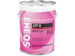 Жидкость в АКПП ENEOS DEXRON - III 20 л (ENTODIII-20)