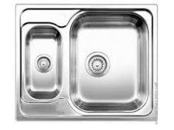 кухонная мойка blanco tipo 6 нерж. сталь матовая 511949