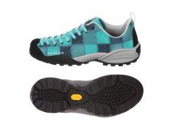 Жіночі трекінгові кросівки Scarpa Mojito Patchwork 41 Turquoise