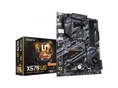 Материнская плата Gigabyte X570 Ultra Durable (sAM4, AMD X570, PCI-Ex16)