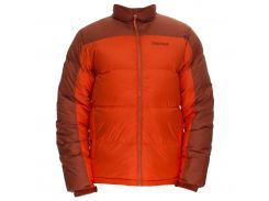Куртка чоловіча Marmot Guides Down Sweater M Sunset Orange (73590.9252-M)