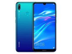 Мобильный телефон Huawei Y7 2019 Aurora Blue