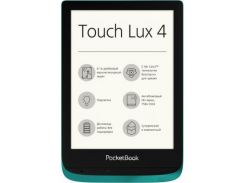 Электронная книга PocketBook 627 Touch Lux4 Emerald (PB627-C-CIS)