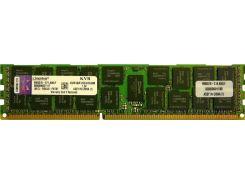 Модуль памяти DDR3 16GB/1600 ECC RDIMM Kingston (KVR16R11D4/16)
