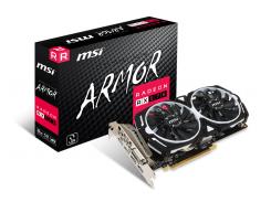 Видеокарта MSI RX570 8Gb ARMOR (RX 570 ARMOR 8G)