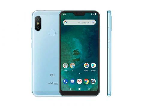 Xiaomi Mi A2 Lite 4/64GB Blue Киев