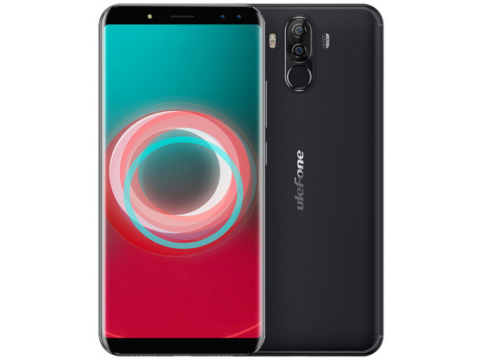 UleFone Power 3S Black (F00153833) Киев