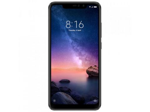 Смартфон Xiaomi Redmi Note 6 Pro 4/64Gb Global Black (STD01620) Киев