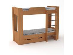 Кровать двухъярусная Твикс-2 Компанит Бук