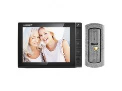 Видеодомофон LUXURY 806 R2 Черный (KD-4910S2565)