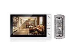 Домофон Intercom DP-998 Белый (KD-4341S2511)
