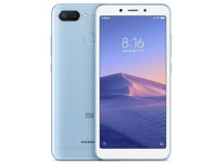 Xiaomi Redmi 6 4/64GB Blue